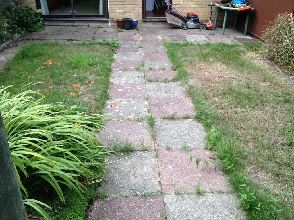Regular garden maintenance in Bracknell
