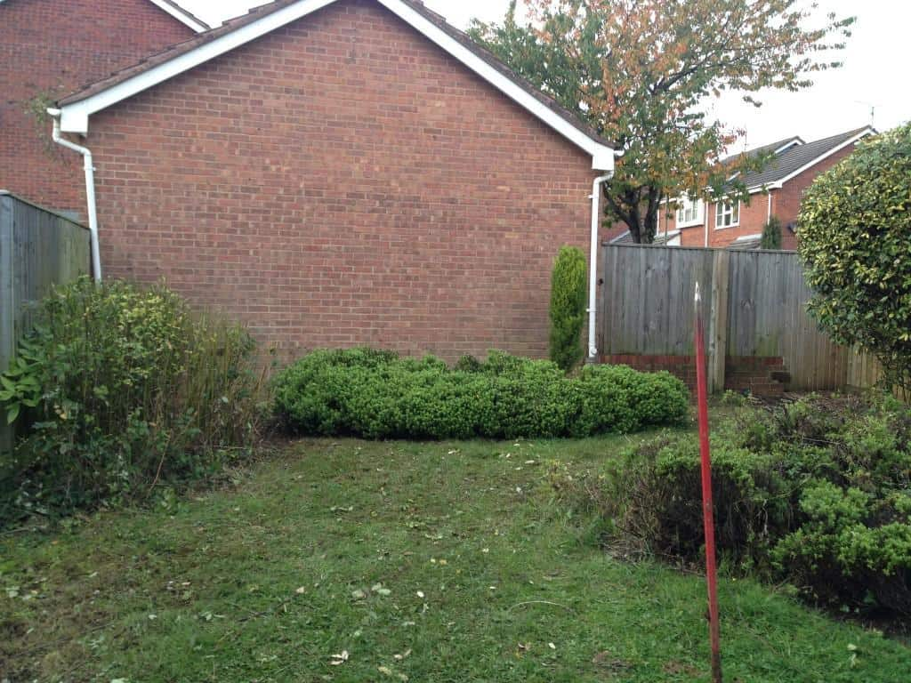 Garden maintenance - Lower Earley done