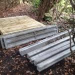 fencing project - materials