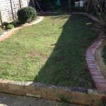 lawn edging service