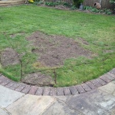 lawn patch up