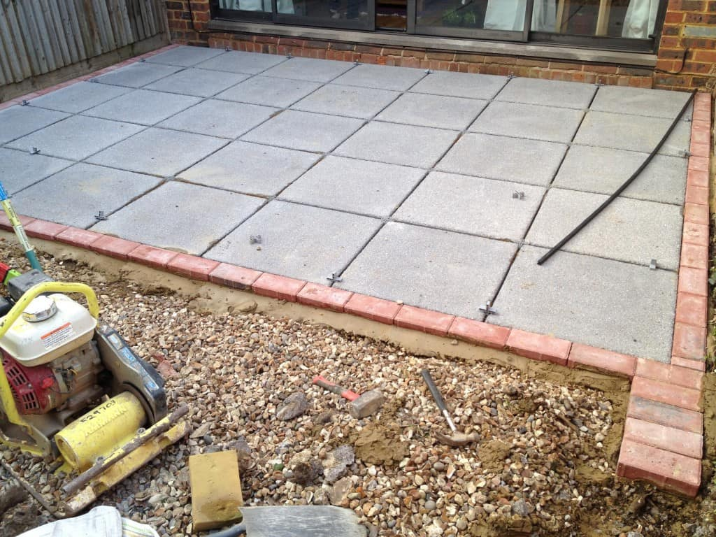 patio construction service