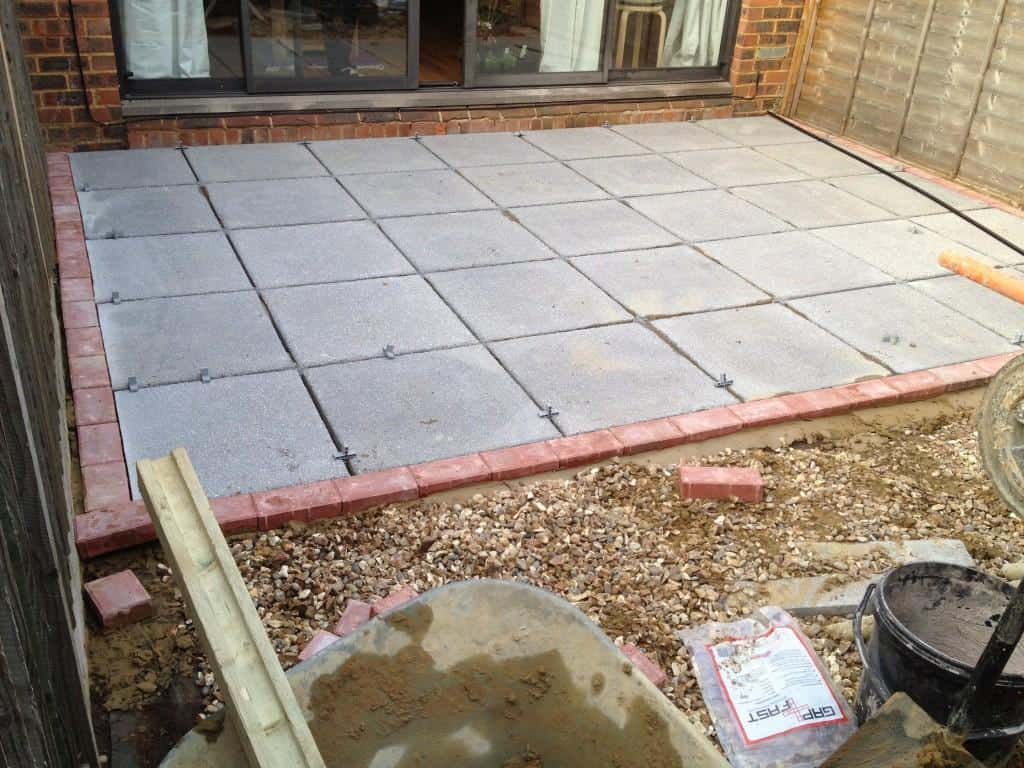 Pathway | Patio construction service - Tidy Gardens