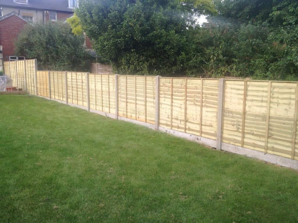 Fence erection / rebuilt in Caversham