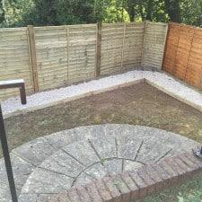 garden borders redone