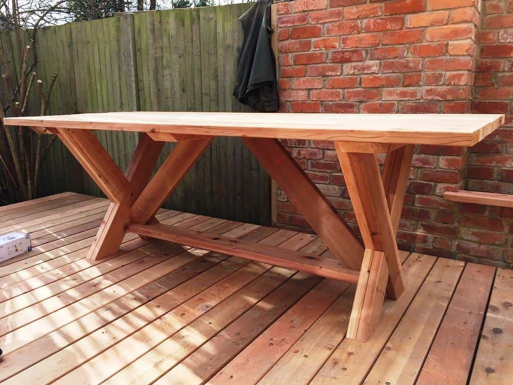 custom made garden furniture