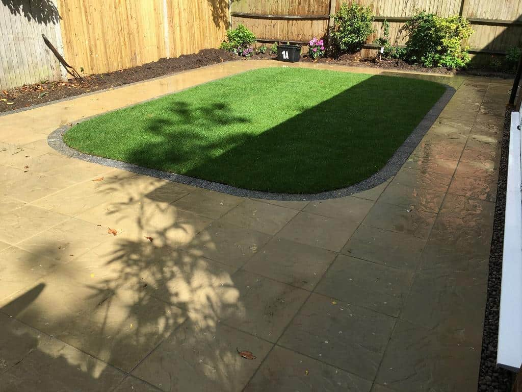 Landscaping in Reading