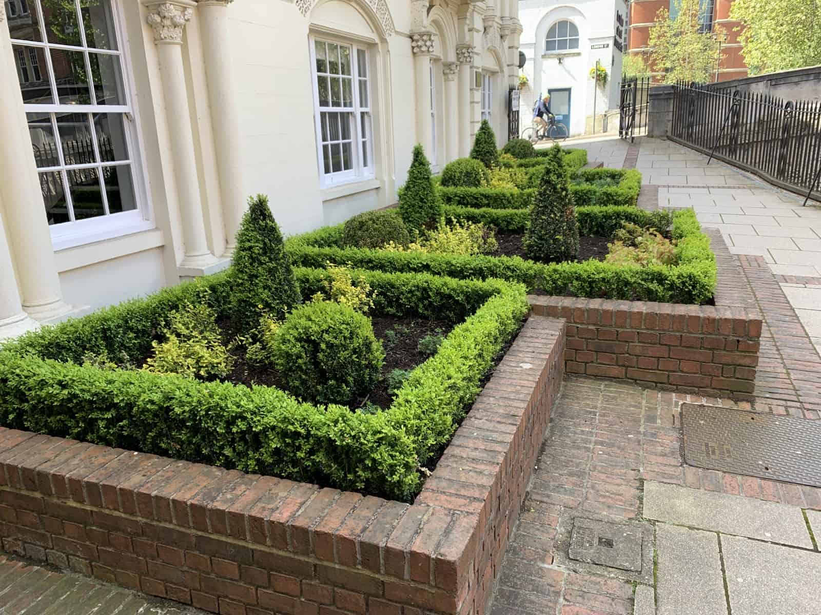 Commercial - garden maintenance