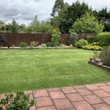 regular garden maintenance visits