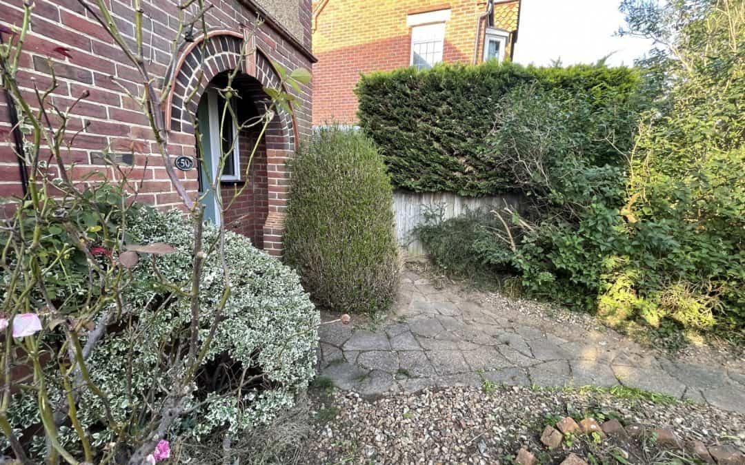 Garden needs a tidy up ?